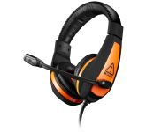 Слушалки Gaming headset 3.5mm jack with adjustable microphone and volume control